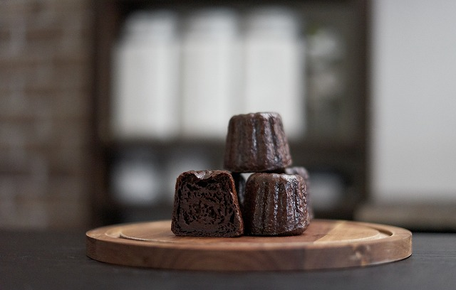 チョコレートカヌレ