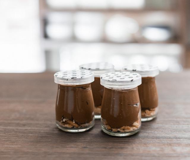 チョコレアチーズケーキ5