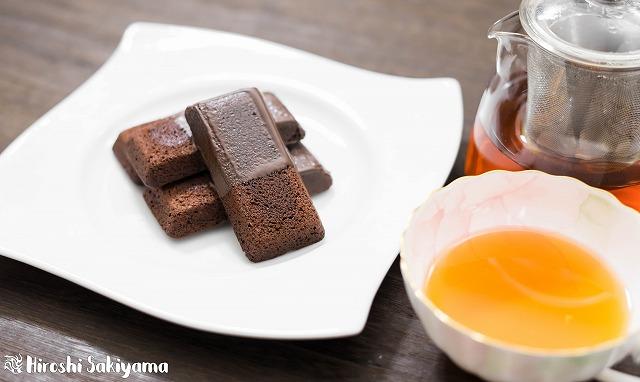 チョコレートフィナンシェ3