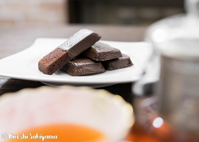 チョコレートフィナンシェ4