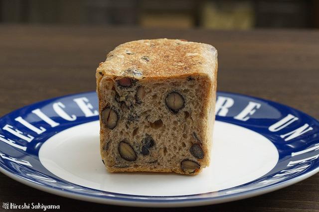黒豆のパン