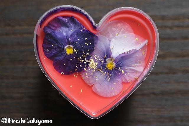 花のババロア3