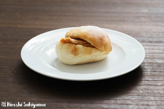 ピーナッツバターパン