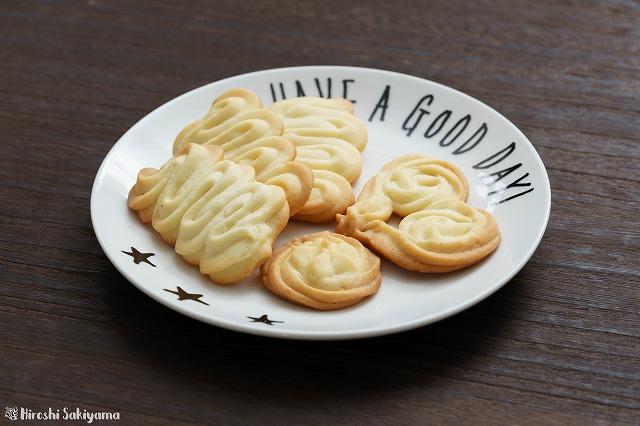 絞り出しクッキー2