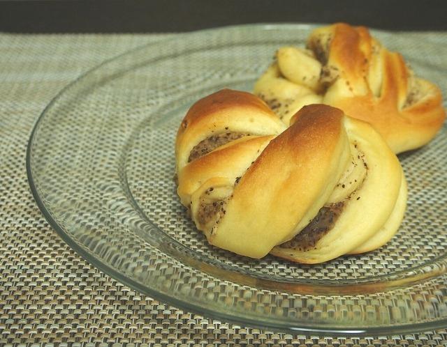 紅茶白あんを使ったパン2