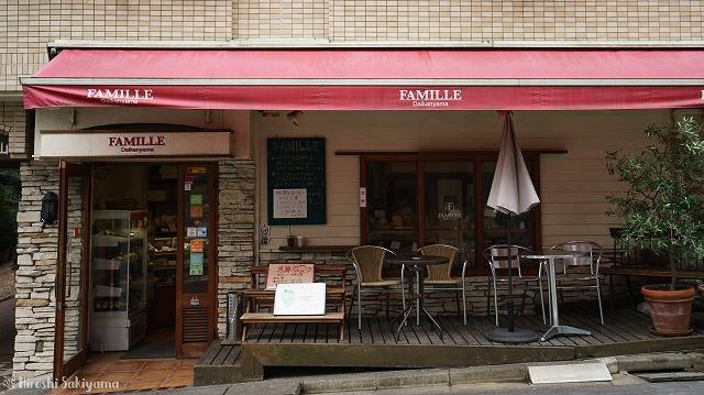 Famille ファミーユ 代官山 の外装