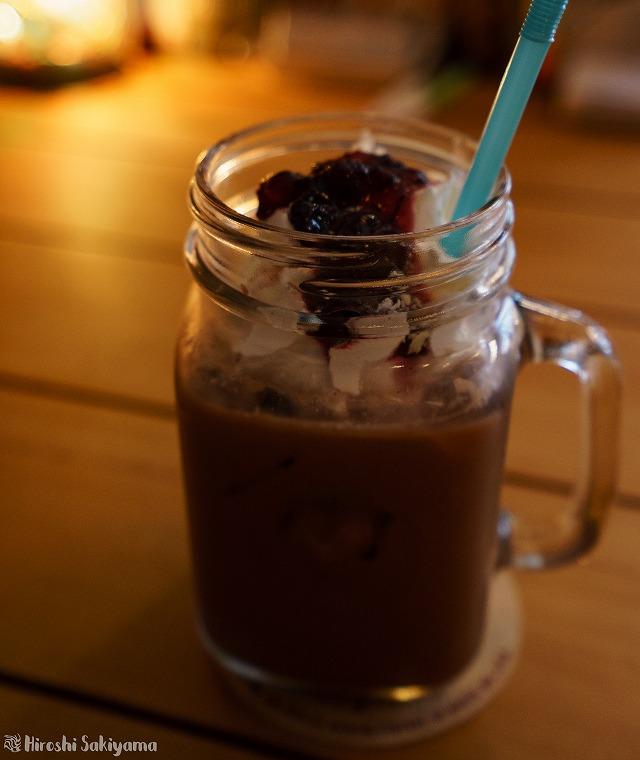 カシスチョコレート・ココア