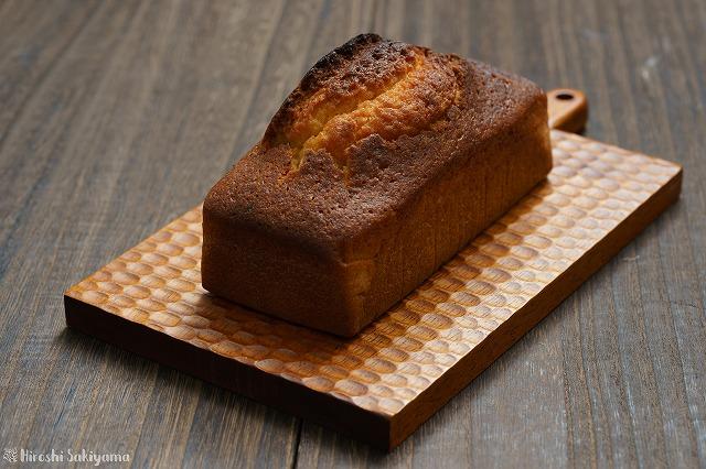 バニラミルクパウンドケーキ2