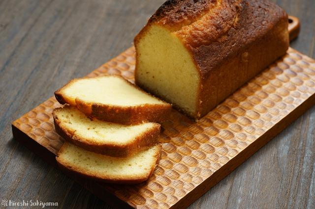 バニラミルクパウンドケーキ3
