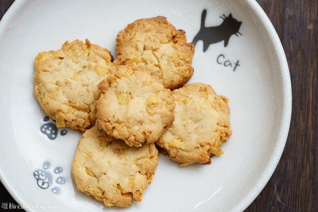 コーンフレーククッキー3