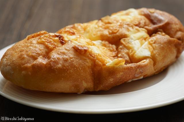 塩パンチーズのアップ