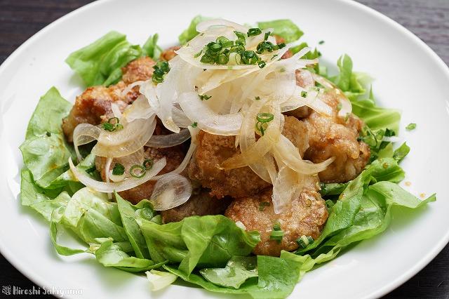 カムカム油淋鶏
