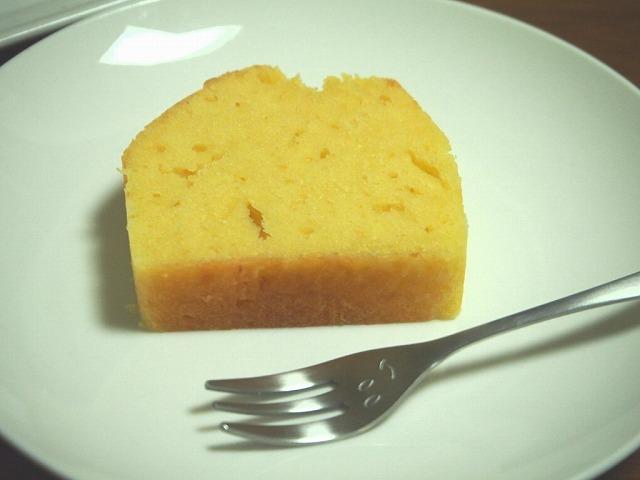 白あんのパウンドケーキ3