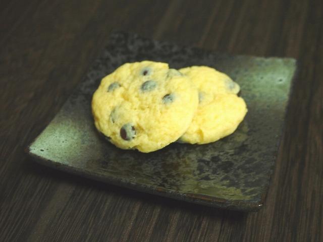 カントリーマアム風のソフトクッキー