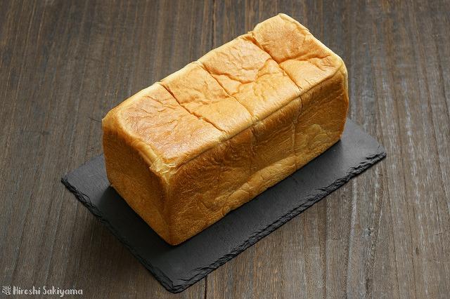 考えた人すごいわのプレーン食パン、魂仕込