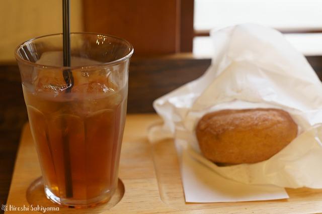 台湾紅茶とドーナツ