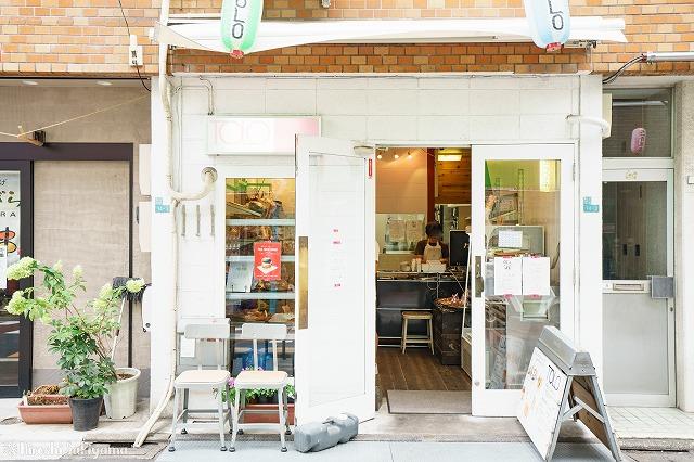 TOLO PAN TOKYO(トロパン トウキョウ)の外観