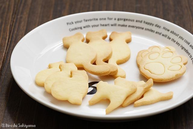 型抜き米粉クッキー2