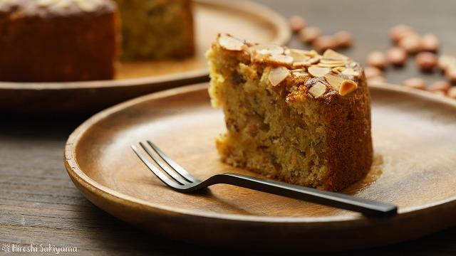アーモンドケーキ3