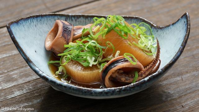 イカと大根の煮物2