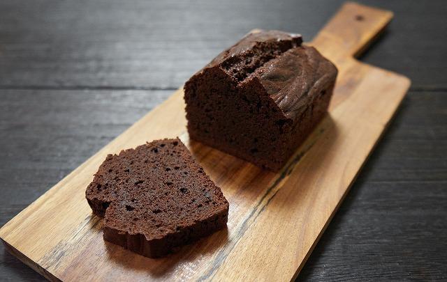 ケーク・オ・ショコラ(チョコパウンドケーキ)
