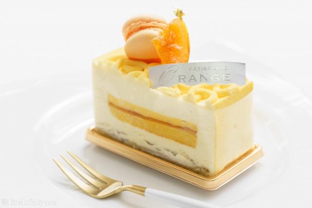 オレンジのケーキ、オランジュ