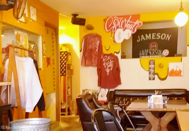 JAMES(ジェームス)の店内