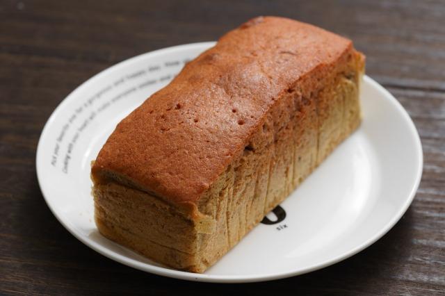 ビーツのパウンドケーキ