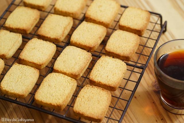 おからパウダーで作るプレーンなおからクッキー
