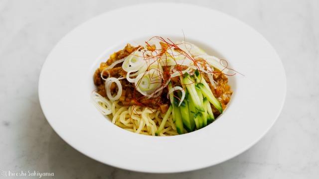 カレージャージャー麺