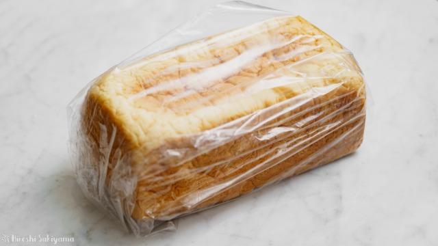 一期一会のプレーン食パン1本