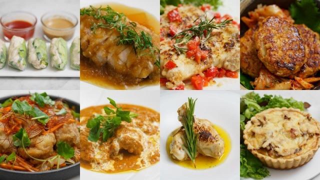 当ブログの鶏肉を使った料理のレシピまとめ③
