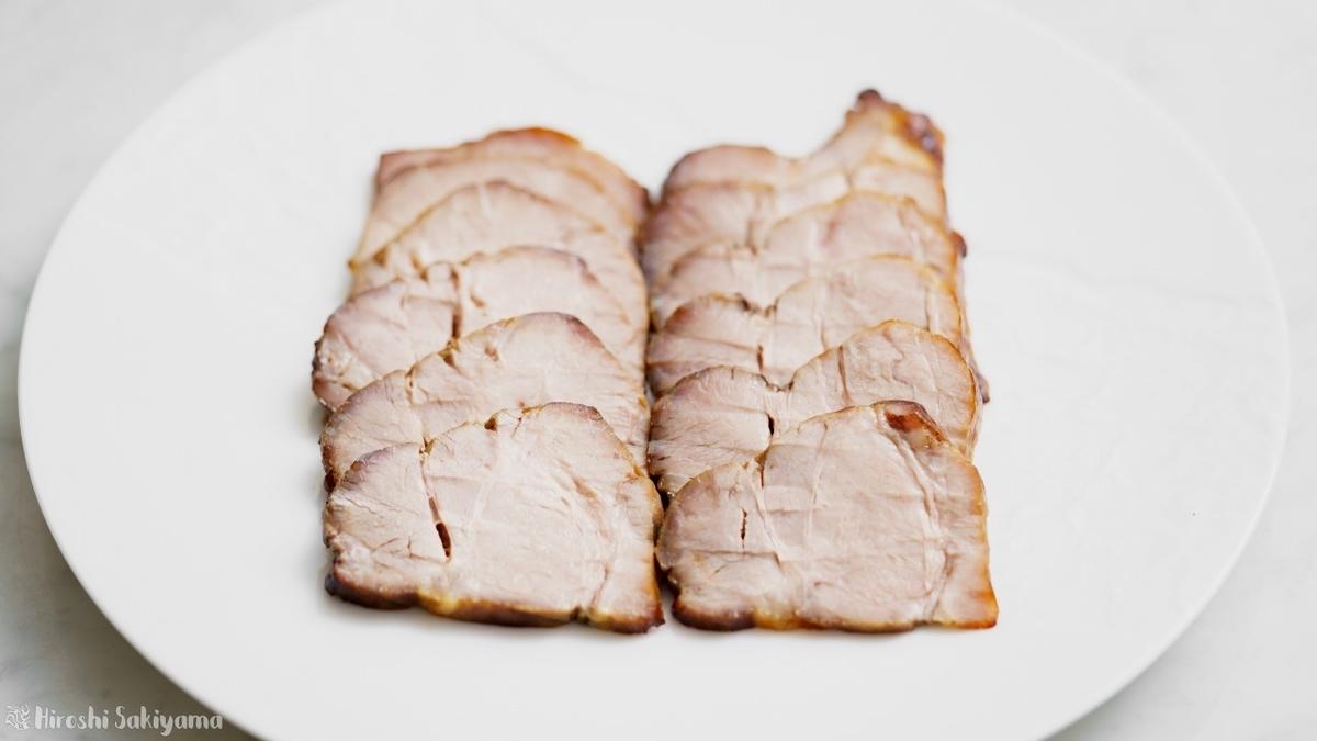 オーブンで焼く焼き豚・チャーシュー
