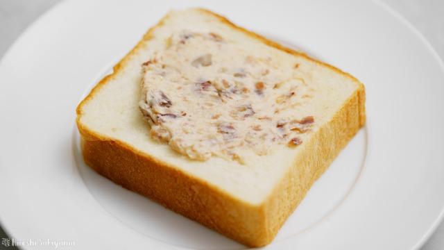 栗の渋皮煮で作るマロンバター