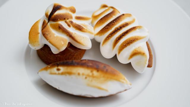 塩キャラメルナッツチョコタルト