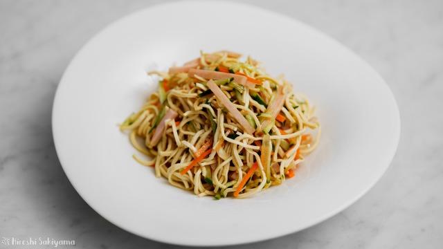豆腐干絲の中華サラダ