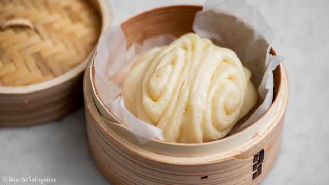 花巻き(中華蒸しパン)