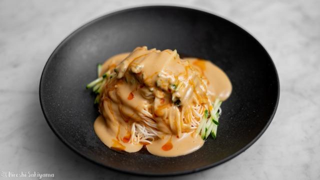 麻醤麺風素麺