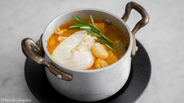 ソパ・デ・アホ(スペイン風にんにくスープ)