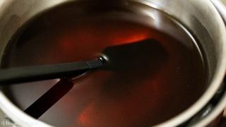 紅茶を冷やす