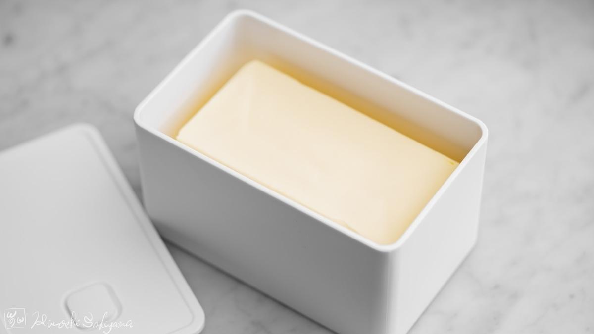 山崎実業 業務用バターケース