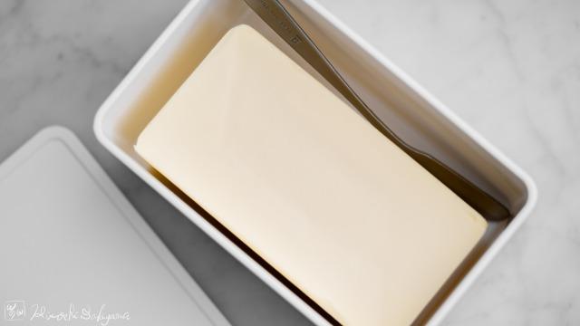 山崎実業 業務用バターケース、バターナイフ収納