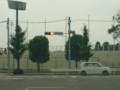 [大分][交差点][信号機]ホーバー入口2009.10.05