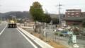 [山田弾薬庫線][廃線跡][小倉南区][北九州]2010.01.11