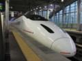 [九州新幹線つばめ]つばめU004新八代駅2010.11.28
