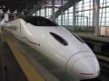 [九州新幹線つばめ]つばめU007新八代駅2010.11.28