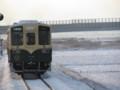 ひたちなか海浜鉄道 湊線 雪 キハ3710-01
