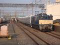 E233系6000番台H004編成 + EF64 1031 配給輸送