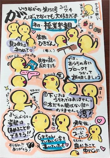 f:id:ikenagayoshie:20190704073826j:image