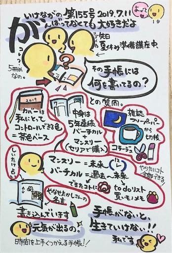 f:id:ikenagayoshie:20190711052633j:image